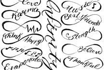 evighetstecken tatuering