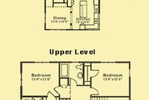 House plans / by Angela Donald