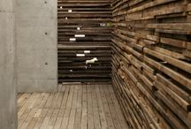 Architectural Wood Projects / Natural wood look