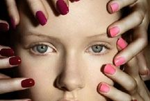 Nail colour trends