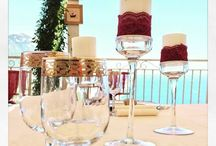 Maria & Raimondas - Wedding 1st July 2015 / Wedding Day, Dark Red and Gold colors, Hotel Bonadies, Ravello, Sposa Mediterranea, Lux Weds, Olga Studio, Federica Wedding Planner