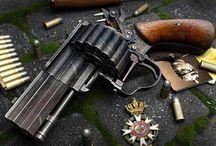 pistole a zbrane