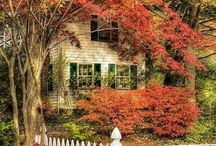 East Coast,USA / Scenic towns, land and seascapes