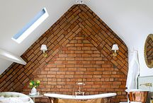Attic Room Ideas / A collection of inspirational ideas for the attic space in our home