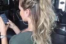 Fryzury / Hair