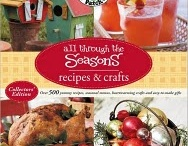 cookbooks / by Sherri Troutman-Hernandez