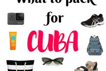CUBA TRAVEL / Blog posts, tips and travel inspiration for Cuba