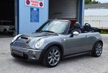 Mini cooper s cabrio 170cv 80000km...10990 Euros