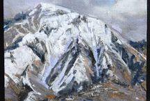 Tom Howard Oil Paintings