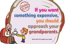 Grandparenting / Fun is never ask how old you are