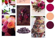 Hochzeitsfarben - Wedding Colors
