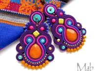 Mab Magdalena Bielska - soutache jewellery