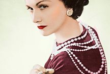 * Coco Chanel * / A woman who has my admiration