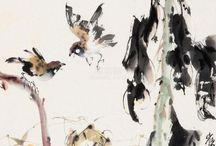 Подсолнухи от  Zhao Chao-an
