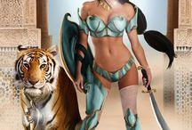 Cosplay - Disney / by Sidney Lee