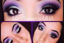 Make Up Trial Inspiration / Makeup for Jenn :) / by Kayla Richards