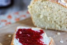 Bread / by Tasha Johnston