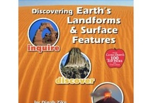 Landforms,  habitat,  and biome ideas for Unit Study / by Della Dreher