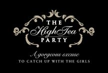 Girls&Pearls High Tea Party / by Caryll Fabello