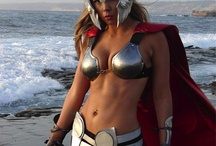 cosplay awesomeness / by Raul Lopez Pomares