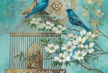 Kuş dekopaj