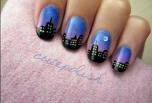 Beauty: Super *Cool* Nail Art*/Polishes* / by Jamie H