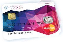 Bitcoin e-Card