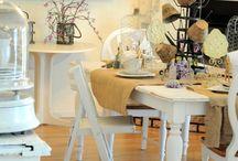 Dining room / by Judy Riemersma