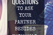Questions for your Partner