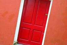 Portes , fenêtres, escaliers, balcons...
