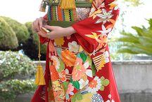 Kimonos and Oriental