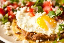 Brexican Time / Breakfast Mexican Style, these tasty breakfast recipes will be sure to satisfy all.