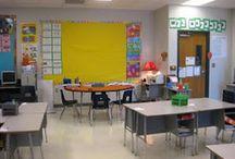 Classroom set up / by Megan VanderDeen
