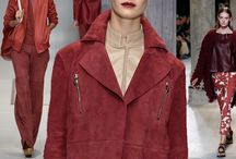 Trend Report! / Burgundy is the New black! Trends for the upcoming spring 2015
