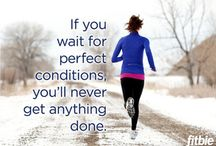 Running motivation / Planning for post baby weight loss and fitness / by Nikki Mancini