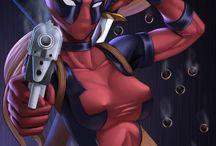 Deadpool Lady