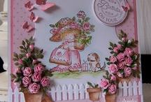 Spring/Easter Cards/crafts