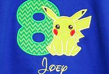 Pikachu Birthday