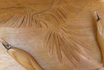 Talla carving