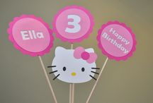 Danielle's 3rd birthday