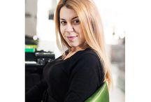 Sesiune Ana Maria F. / Hairstyle: Maria Maican Make Up: Mona Vidu Fotograf: Ionut Fieraru