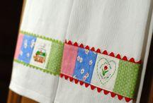 Asciugamani e canovacci