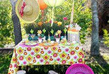 An aDORAble fiesta party