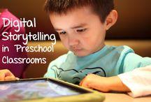 Classroom technology / Using digital media to enhance teaching. / by Nina Field