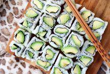 Sushi/Asian Food