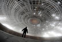 Architecture - space lost