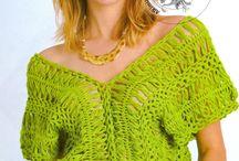 tricotaj de vara