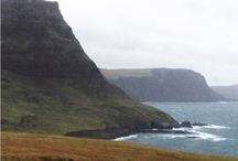 landscape photos / This is a photo of the cliffs in the Isle of Skye