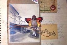 SUZAN BUCKNER ART JOURNAL PAGES 2008-09