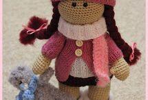~ Crochet Dolls ~
